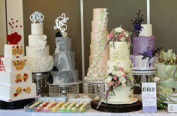 wedding cakes Brisbane