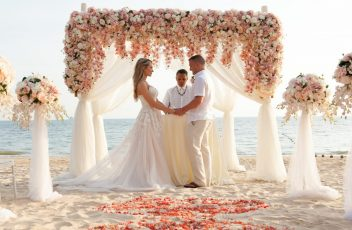 beach wedding packages gold coast