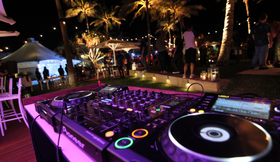 Brisbane DJ hire