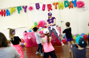 party entertainers Brisbane