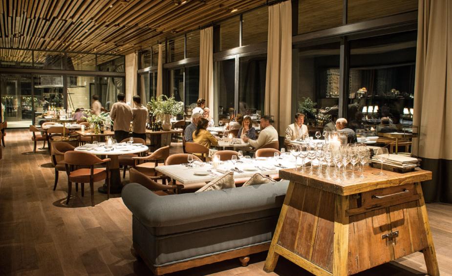 winery restaurants