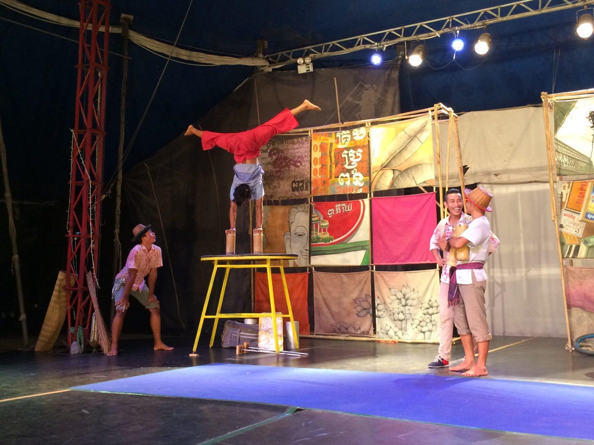 circus school Gold Coast Australia