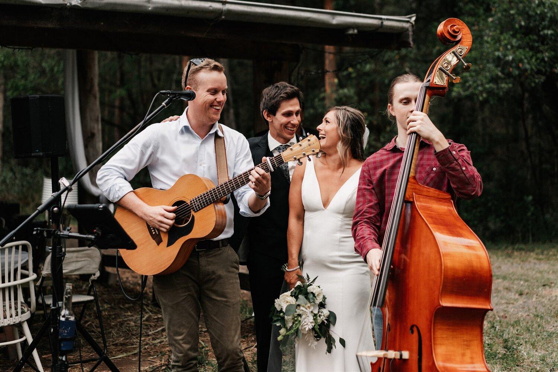 Brisbane wedding musicians