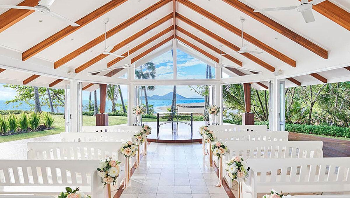 beach weddings Australia packages