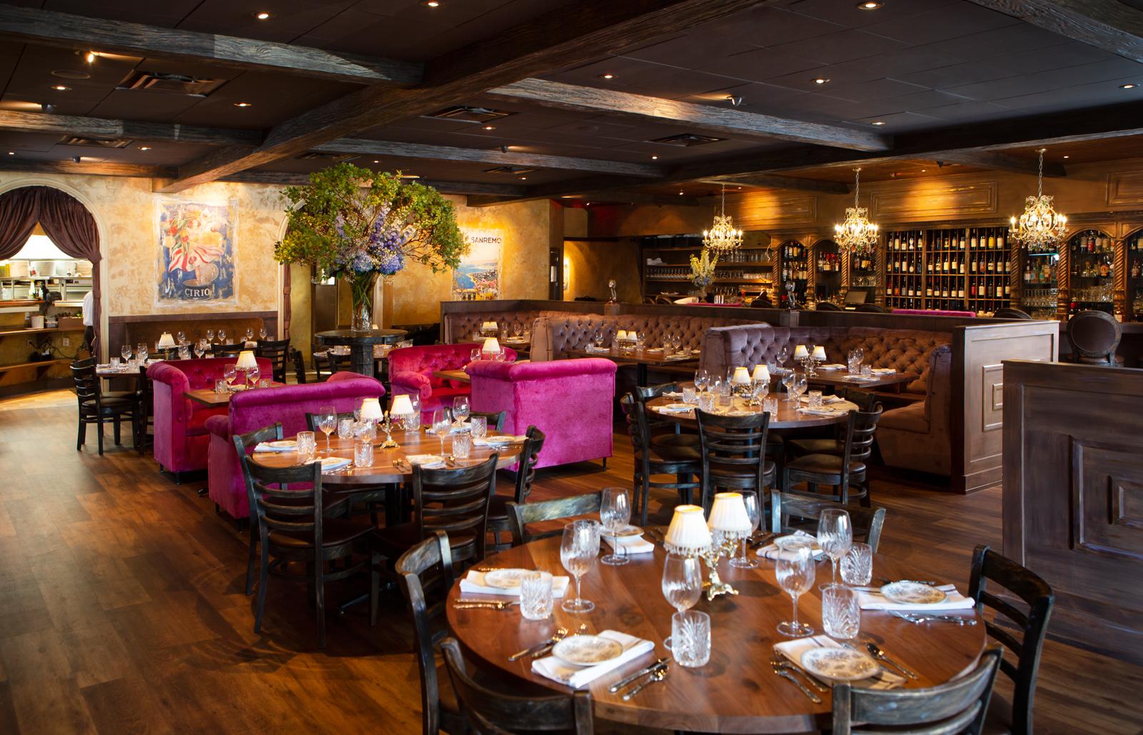 Melbourne Italian restaurants