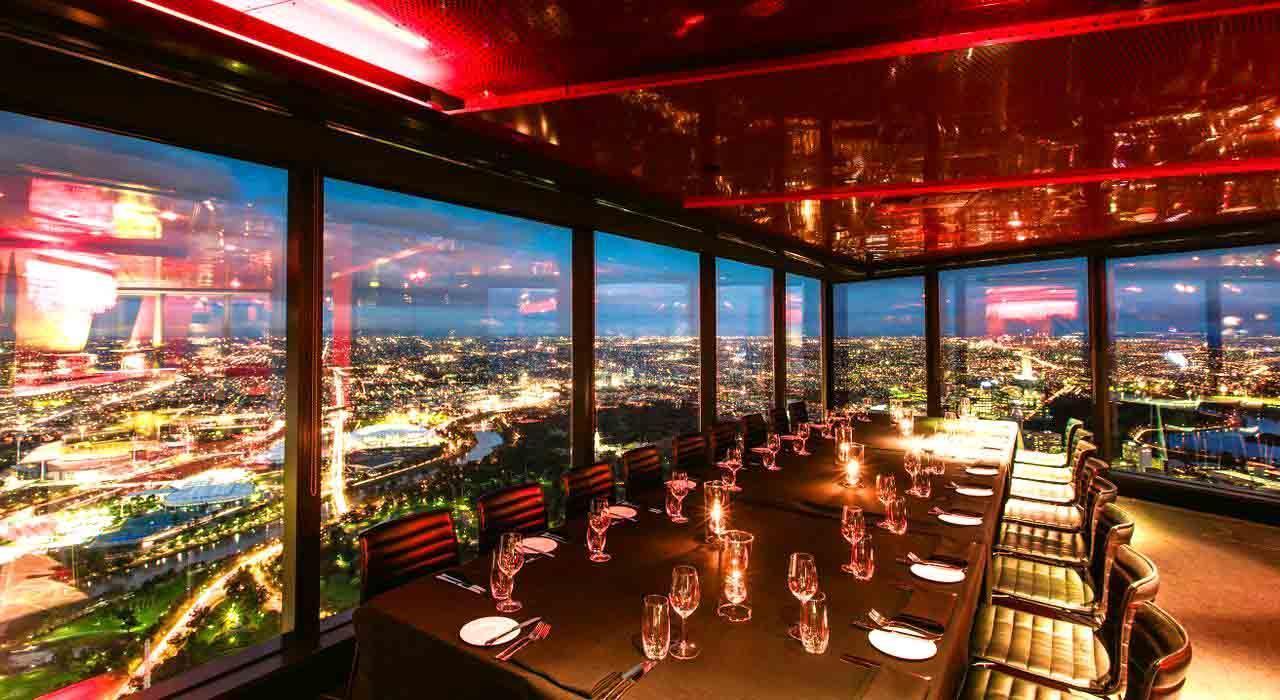 Fine dining restaurants Melbourne