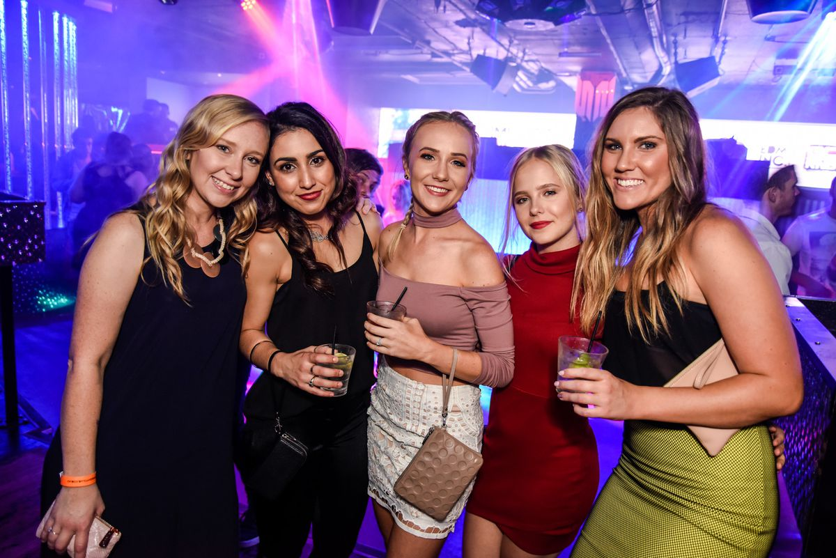 night clubs Gold Coast